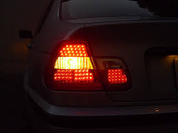2004 bmw 330i tail lights bmw e46 depo led tail lights for bmw e46 99 06 3 series by depo