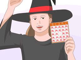 how to make a halloween themed bingo game 6 steps with pictures