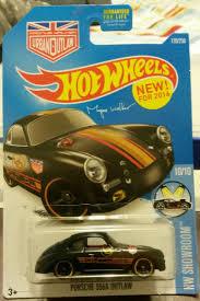 outlaw porsche for sale wheels new 2016 magnus walker porsche 356a 1 64 diecast car