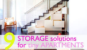 Storage Ideas For A Small Apartment 9 Clever Storage Solutions For Small Spaces Inhabitat Green