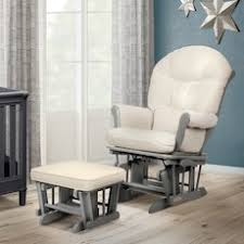 nursery chair and ottoman nursery rocking chairs gliders ottomans babies r us