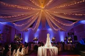 wedding draping avant decor gallery