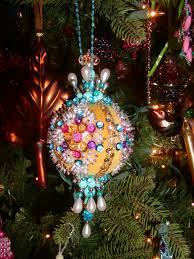 jeweled ornaments deborahwoodmurphy