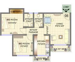 nandan spectra 2bhk apartments for sale in balewadi pune