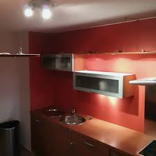 peinture orange cuisine peinture renovation meuble cuisine élégant renovation cuisine
