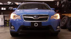 2017 subaru crosstrek xv 2013 2017 subaru crosstrek c light switchback led halos by diode