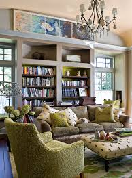 Dazzling Designer Libraries Traditional Home - Traditional home design