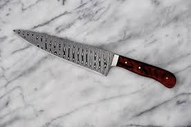 Sabatier Kitchen Knives Hammered Damascus Chef Knife Mastro Company