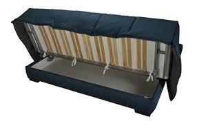 canapé avec coffre canapé clic clac l idéal pour une pièce topdeco pro