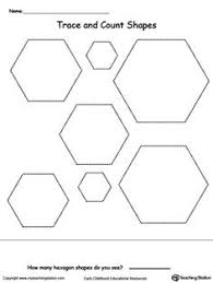 trace and count oval shapes shapes worksheets worksheets and