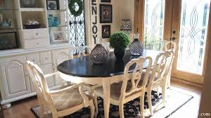Painting Dining Room Table The Evolution Of My Thrifty Dining Room Confessions Of A Serial
