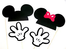 mickey mouse photo booth props mickey minnie mouse photo booth props disney party ears hat and