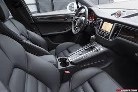 porsche macan 2015 interior 2015 porsche macan s vs s diesel vs macan turbo review gtspirit