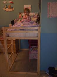Plans For Toddler Bunk Beds by Toddler Bunk Bed Plans Ana White Toddler Size Loft Bed Diy