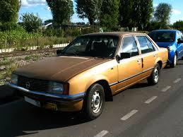 opel rekord 1980 opel rekord e 2 0 s automatique 1977 1982 autos croisées