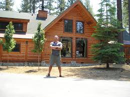 building a log home from start to finish with our system built log log home builders grizzlylogbuilders utah log home builders truckee log builders log homes