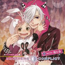 tsubaki brothers conflict brothers conflict image 1570112 zerochan anime image board