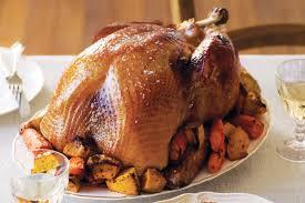 stuffed turkeys turkey with walnut with gravy