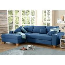 canape d angle bleu canapé d angle réversible et convertible bi matière aspect cuir et