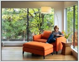 leather reading chair fascinating reading chair and ottoman cozy chairs for reading cozy