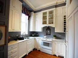 cabinet colors for small kitchens elegant what color cabinets for a small kitchen in best cabinets