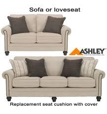 sofa cushions replacements sofa cushion set replacement 50 fabric colors veranda hamiltons