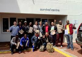 offshore survival training at sacg dormac marine u0026 engineering