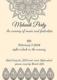 mehndi card free mehndi invitation wordings online inviteonline co in