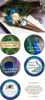 peacock favors best 25 peacock wedding favors ideas on peacock