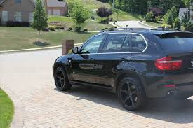 custom bmw x5 2007 bmw x5 with giovanna dalar wheels street dreams
