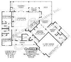 springs cottage house plan cabin house plans