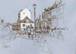 a trip to france part 1 the drawings rob adams a painter u0027s blog