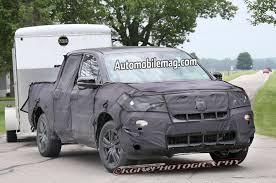 honda truck honda ridgeline desert race concept to preview new truck u0027s design