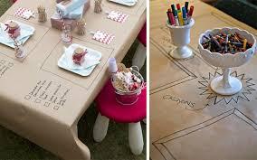 table enfant mariage table des enfants nos 10 idées coup de coeur les marieuses