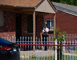 real crime scene photos 2016 one person held in double homicide in montbello neighborhood u2013 the