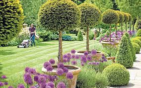 exclusive interview alan titchmarsh on his u0027secret u0027 garden