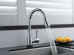 Chrome Kitchen Faucets A Moen Pull Out Chrome Kitchen Faucet The Best In Your Kitchen