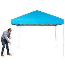 amazon com amazonbasics pop up canopy tent 10 x 10 ft garden