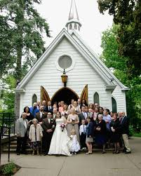 small wedding real weddings jackie marc s beautiful intimate wedding church