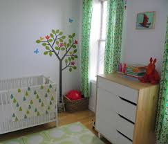 Unisex Nursery Curtains by Gender Neutral Nursery Inspiration