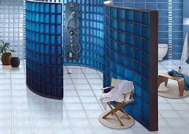 glass block designs for bathrooms glass block showers the advantages and disadvantages