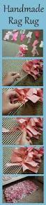 How To Make A Rag Rug From T Shirts Craftaholics Anonymous How To Make A Rag Rug Tutorial