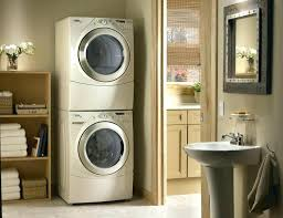 laundry room table top stackable washer dryer cabinet laundry closet laundry room