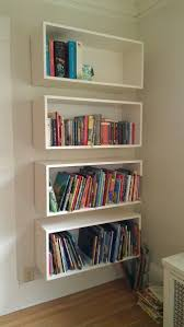 wall mounted bookshelves kids mapo house and cafeteria