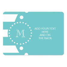 Monogram Business Cards Tiny Monogrammed Great Gatsby Wedding Rsvp Cards Large Business
