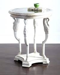 ivory accent table best accent tables ror top end table ivory antique tall accent