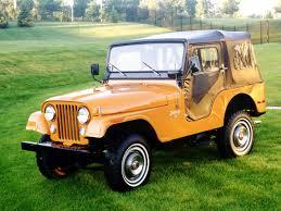 jeep orange jeep history in the 1970s
