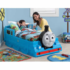 thomas tank engine toddler bed storage walmart