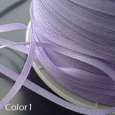 purple satin ribbon 880 yards 1 8 inch wide satin ribbon for wedding favor