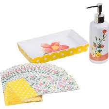 Pink Bathroom Accessories Sets by Pink Bathroom Accessories You U0027ll Love Wayfair